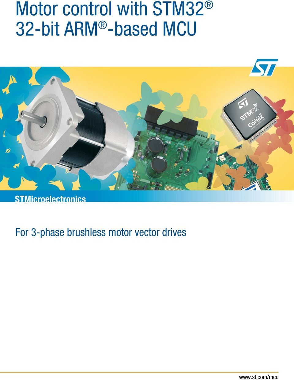 STMicroelectronics For 3 phase