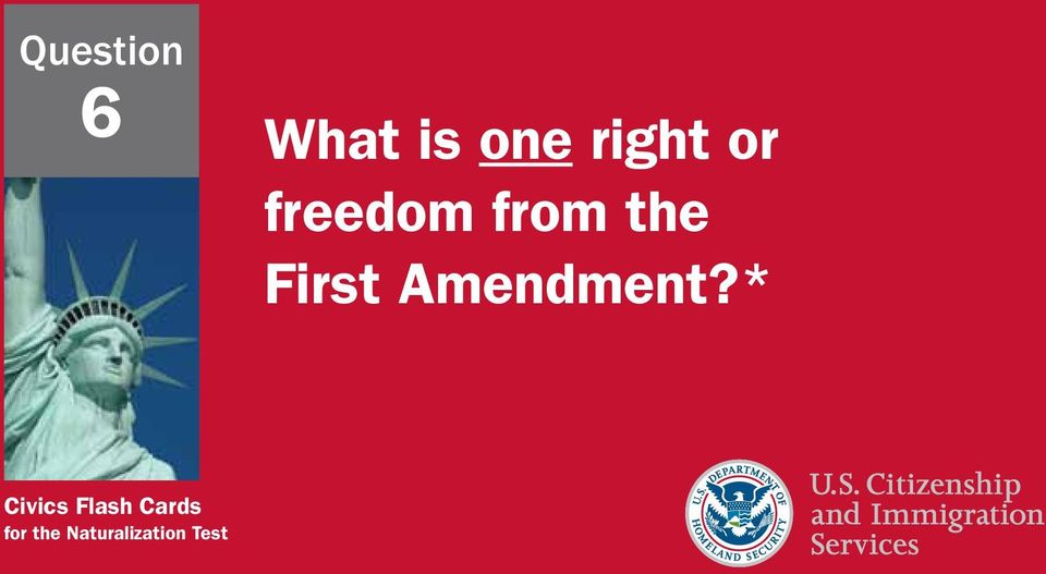 Amendment?