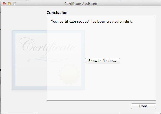 12 9 11 12 10 13. Click the Continue button. 14. Specify the name of the certificate signing request and where the file will be saved, and click Save.