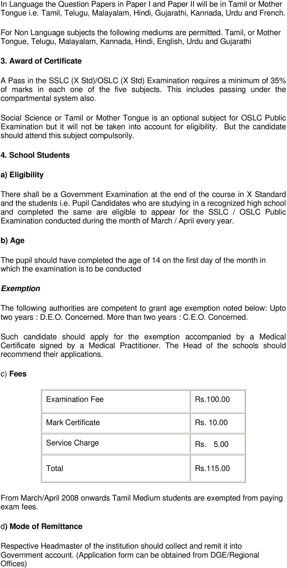 What is the total marks for 10th matric public 500 or 1100?