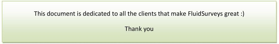 clients that make