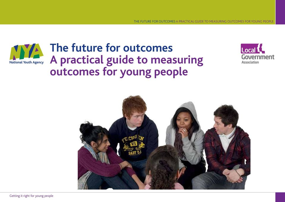 people The future for outcomes A