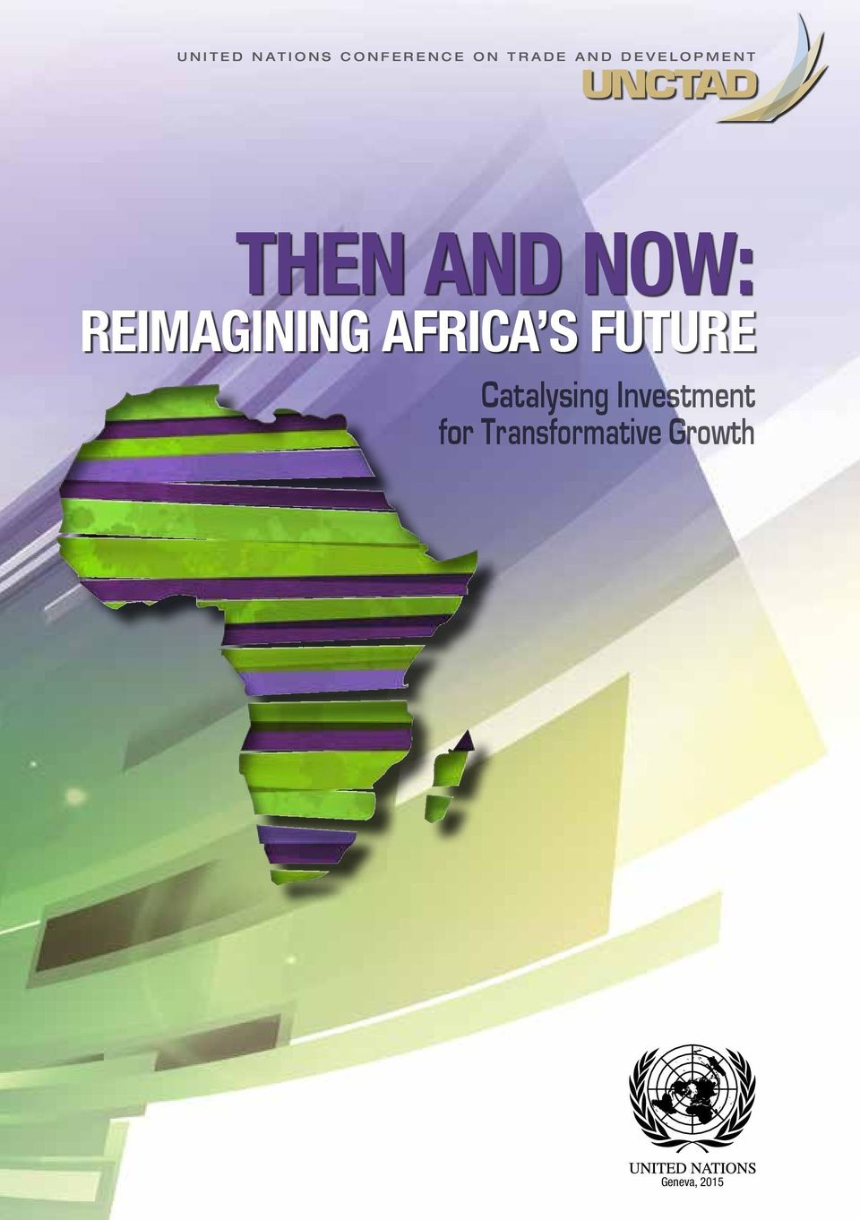 AFRICA S FUTURE Catalysing Investment