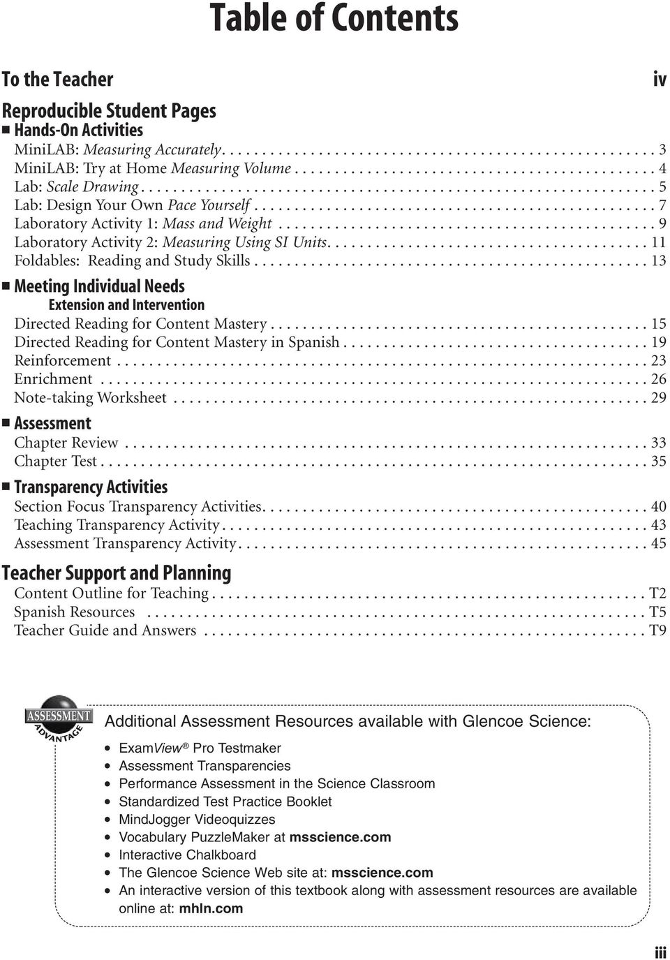 worksheet Cuantos Hay Worksheet lab worksheets for each student edition activity laboratory 4