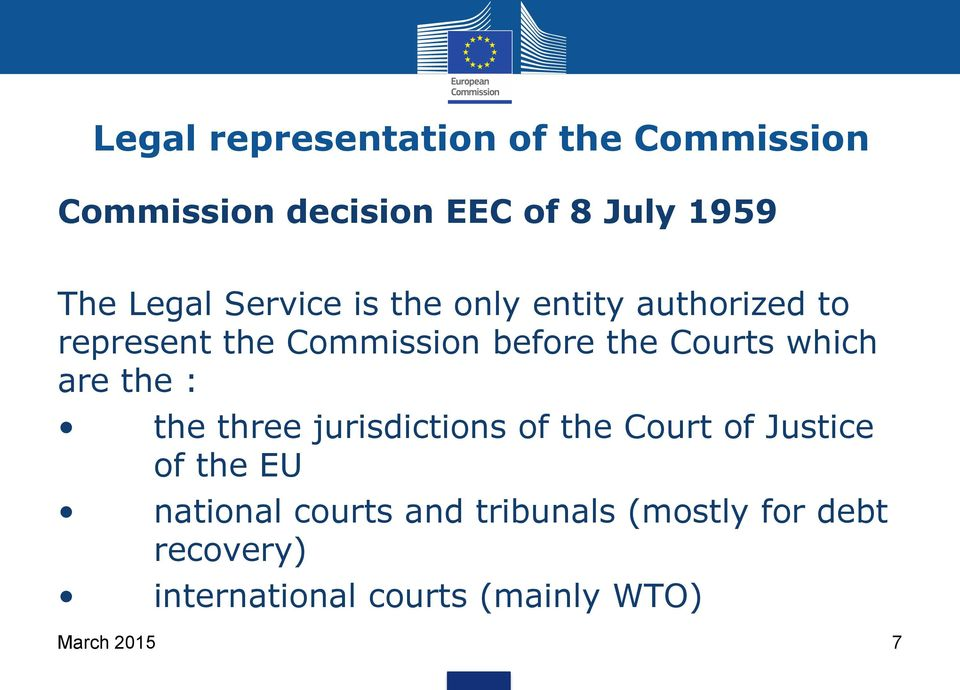 which are the : the three jurisdictions of the Court of Justice of the EU national