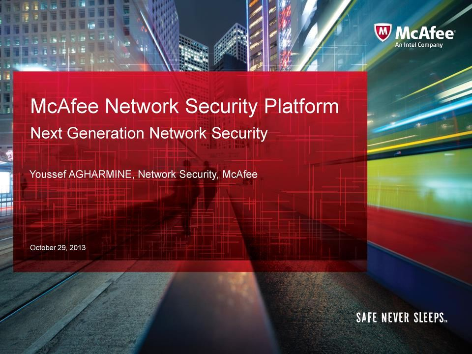 Network Security Youssef
