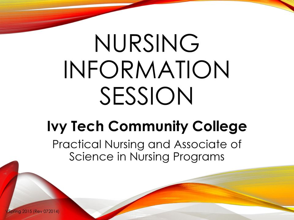 Practical Nursing and