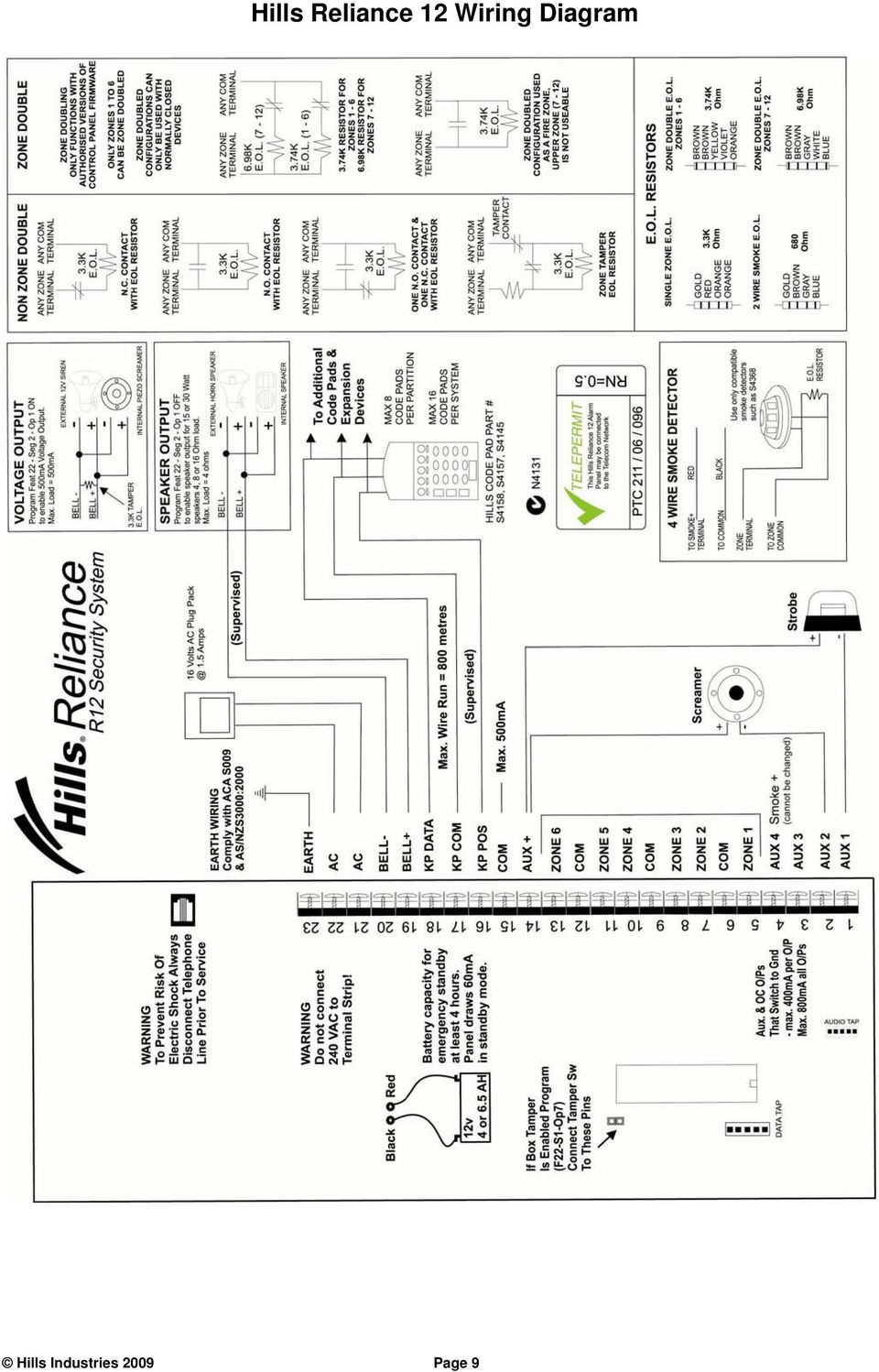 smoke detector wiring solidfonts wiring diagram for smoke detectors the