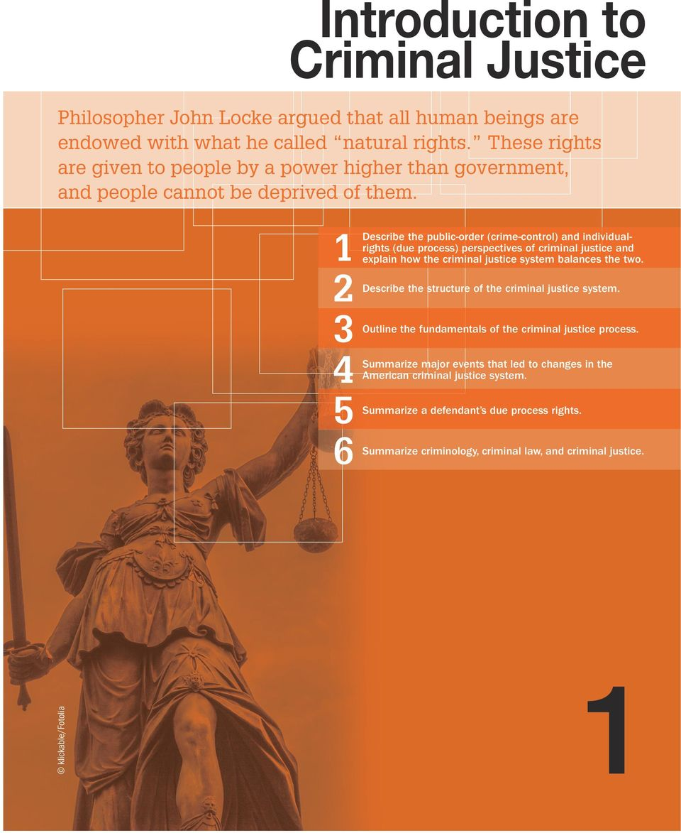 the order of the american justice system To help federal crime victims better understand how the federal criminal justice system works, this page briefly describes common steps taken in the investigation and prosecution of a federal crime.