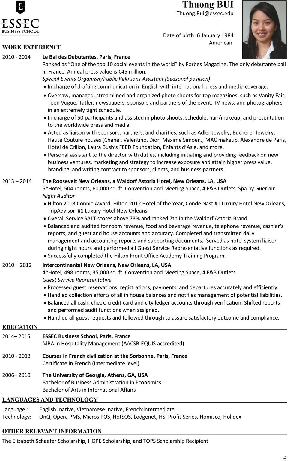 Fantastic Mba Resume Book Pdf Pattern - Resume Template Samples ...
