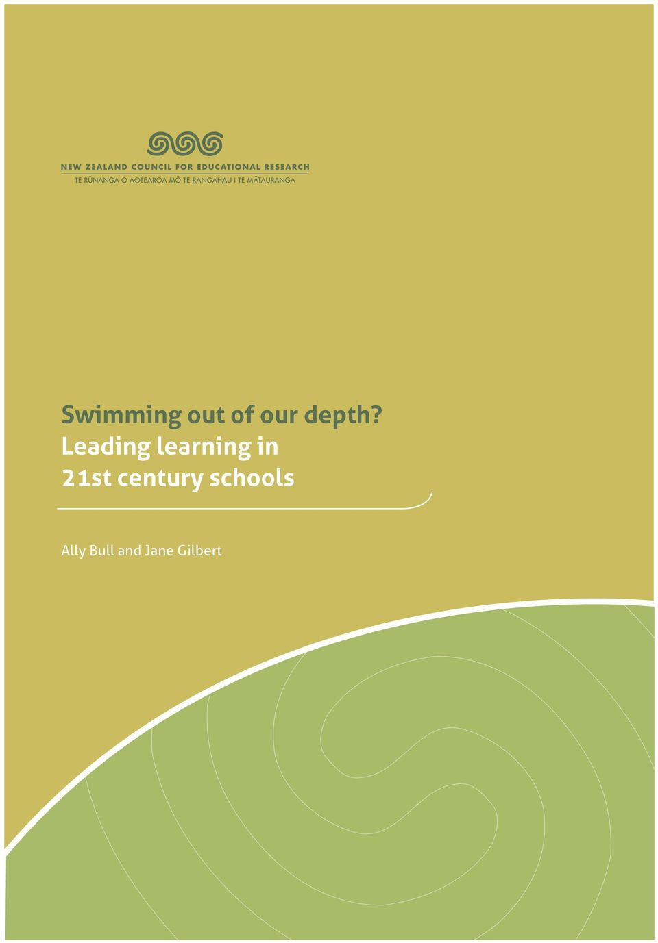 Leading learning in