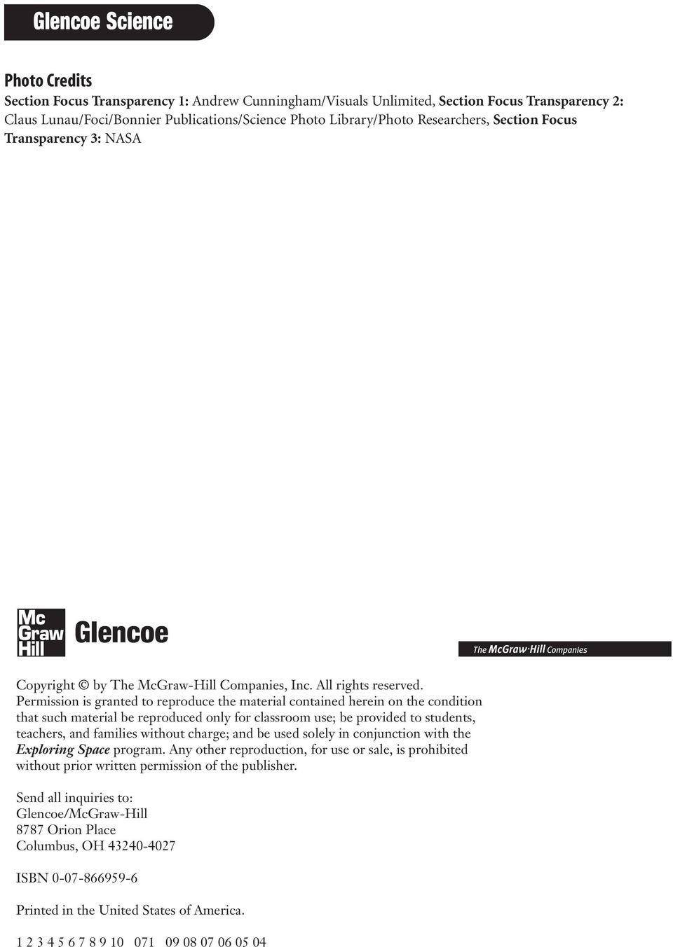 glencoe science worksheet answers Termolak – Glencoe Mcgraw-hill Worksheet Answers