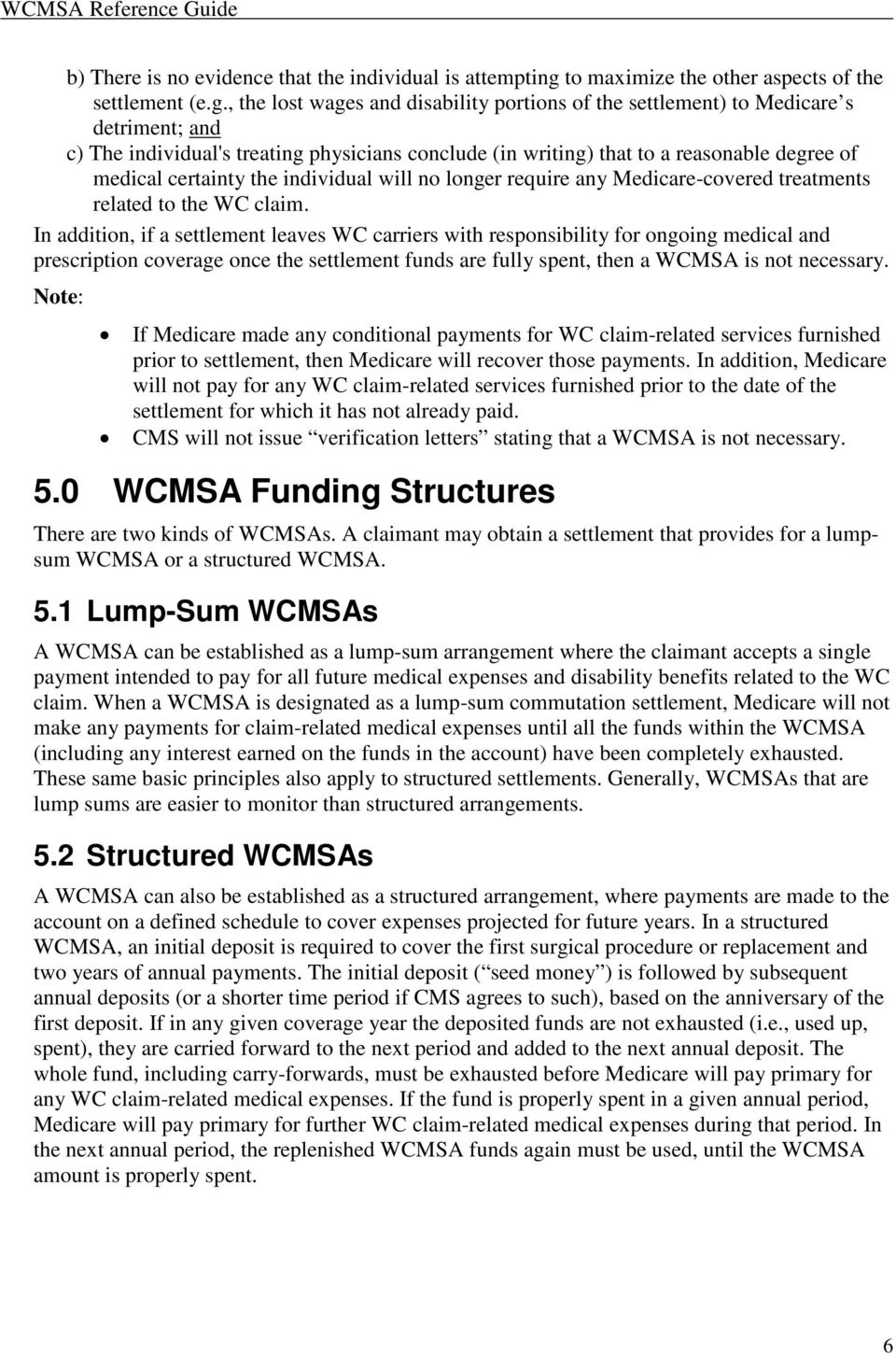 """wcmsa essay An inside look at cms developments by: as an """"alternative"""" to the wcmsa approval to the author and are not an editorial opinion of risk & insurance."""