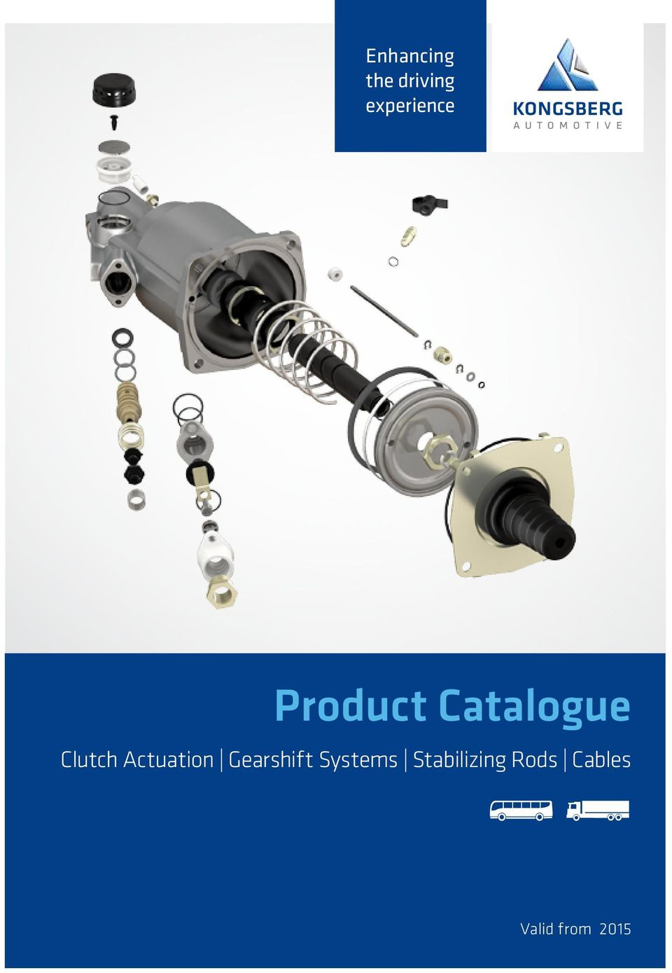 Clutch Actuation Gearshift