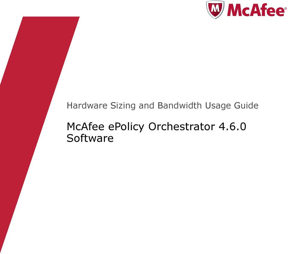 Guide McAfee epolicy