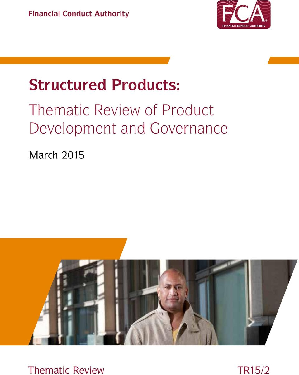 Review of Product Development and