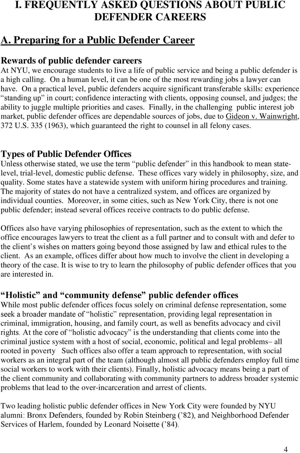 public defender handbook pdf on a human level it can be one of the most rewarding jobs a lawyer