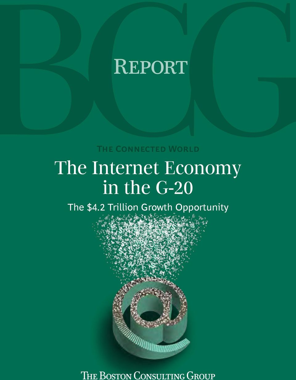 Economy in the G-20 The