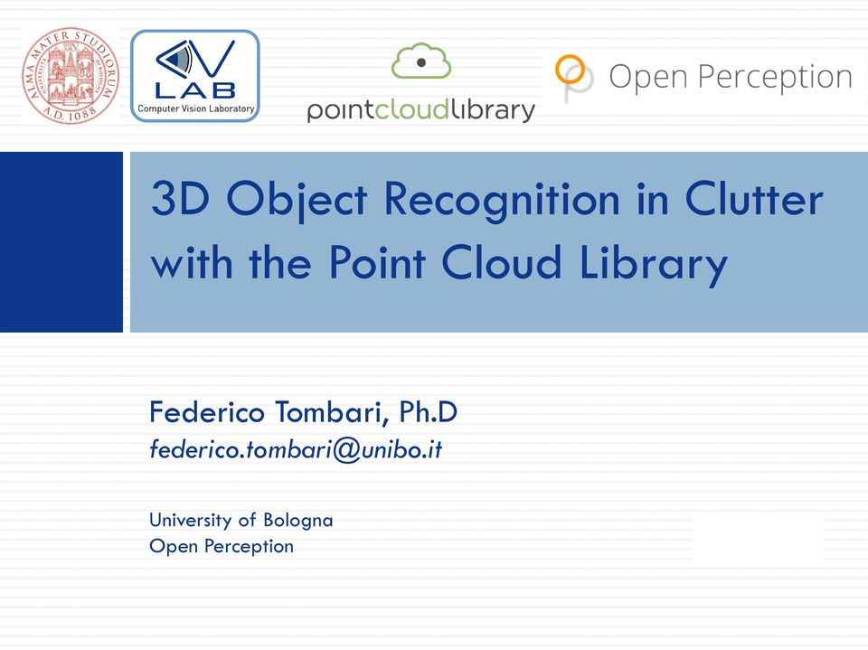 object recognition phd thesis Richard socher august 2014 c the main three chapters of the thesis explore three recursive deep learning modeling for 3d object recognition 152.