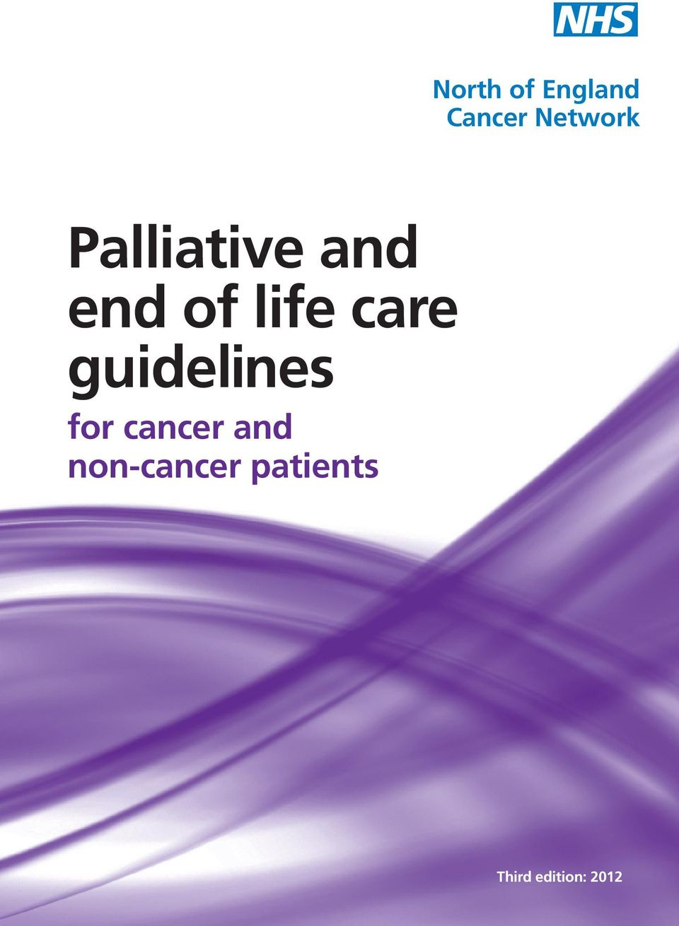 guidelines for cancer and