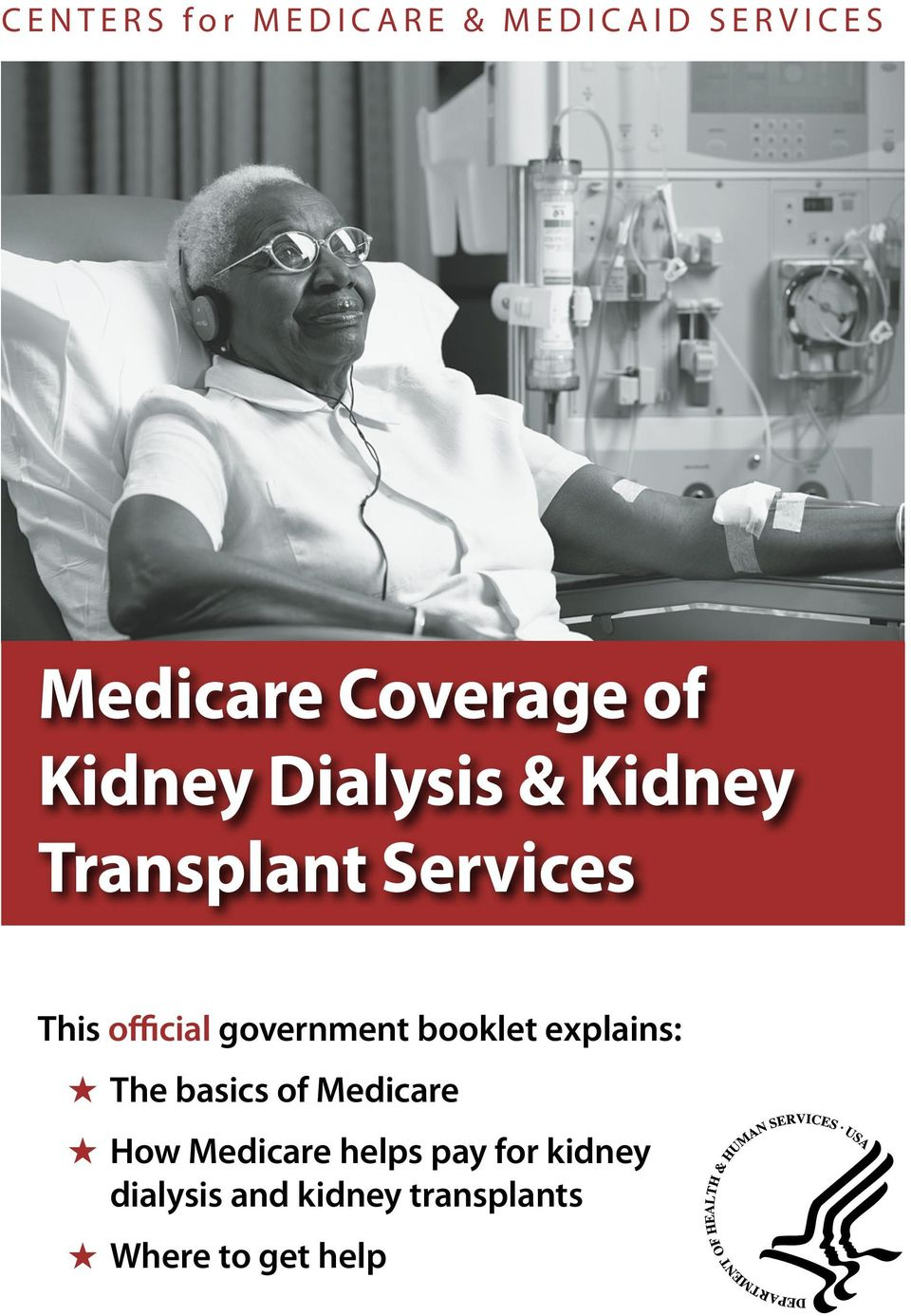 government booklet explains: The basics of Medicare How