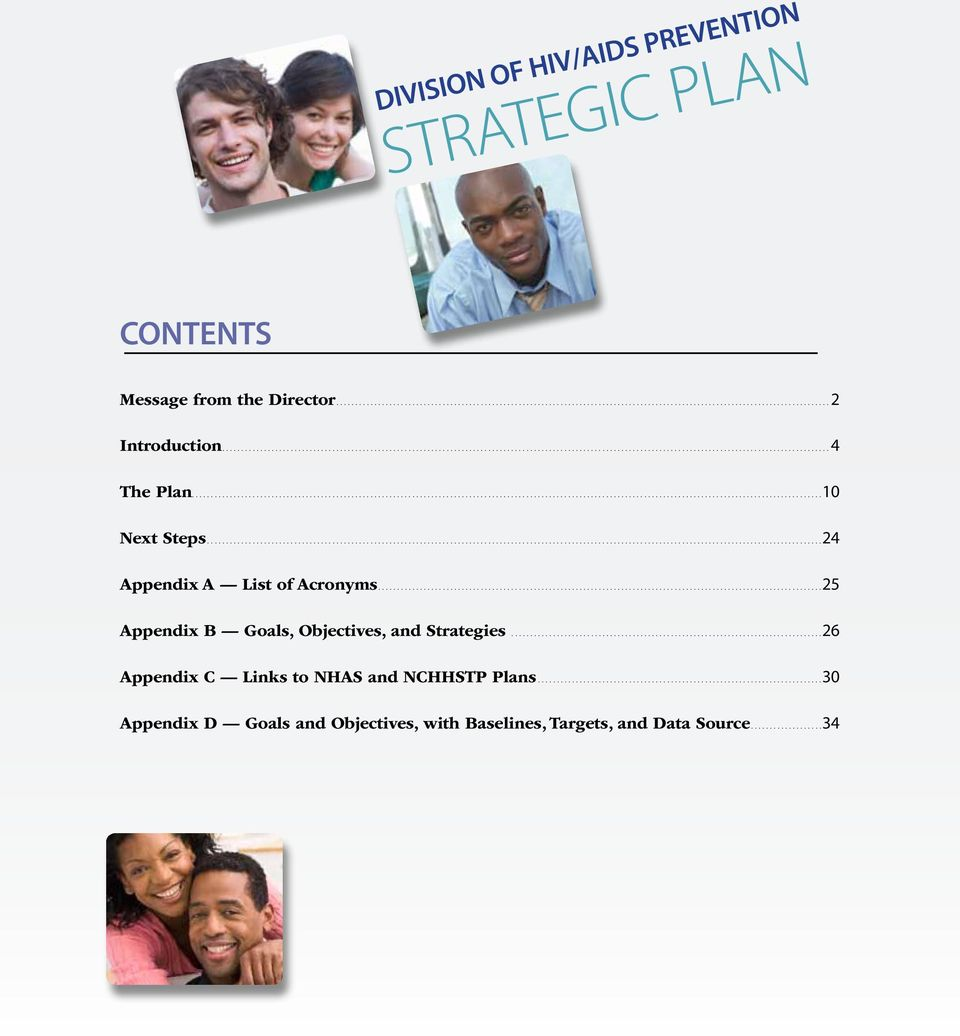 ..25 Appendix B Goals, Objectives, and Strategies.