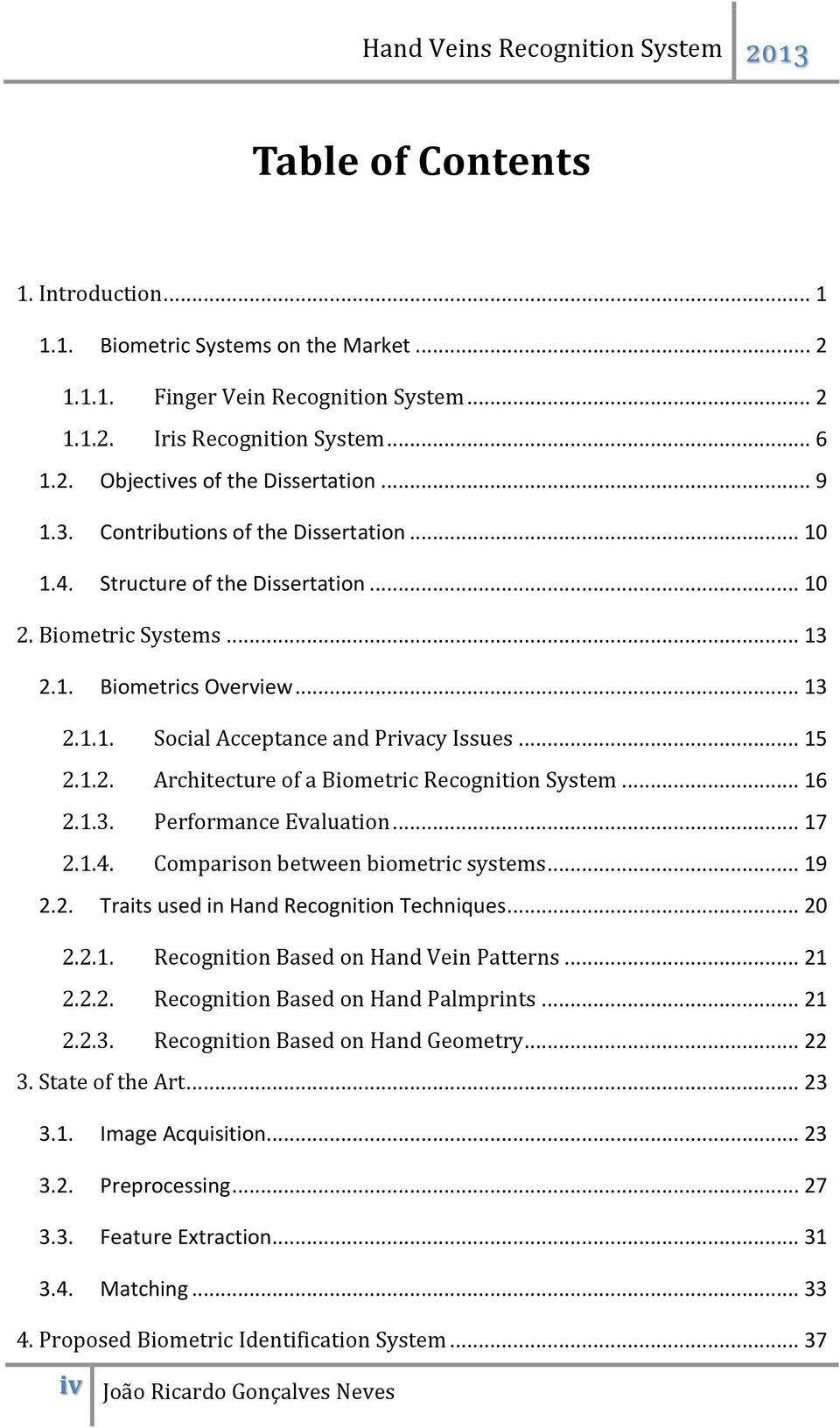 components of pattern recognition system pdf