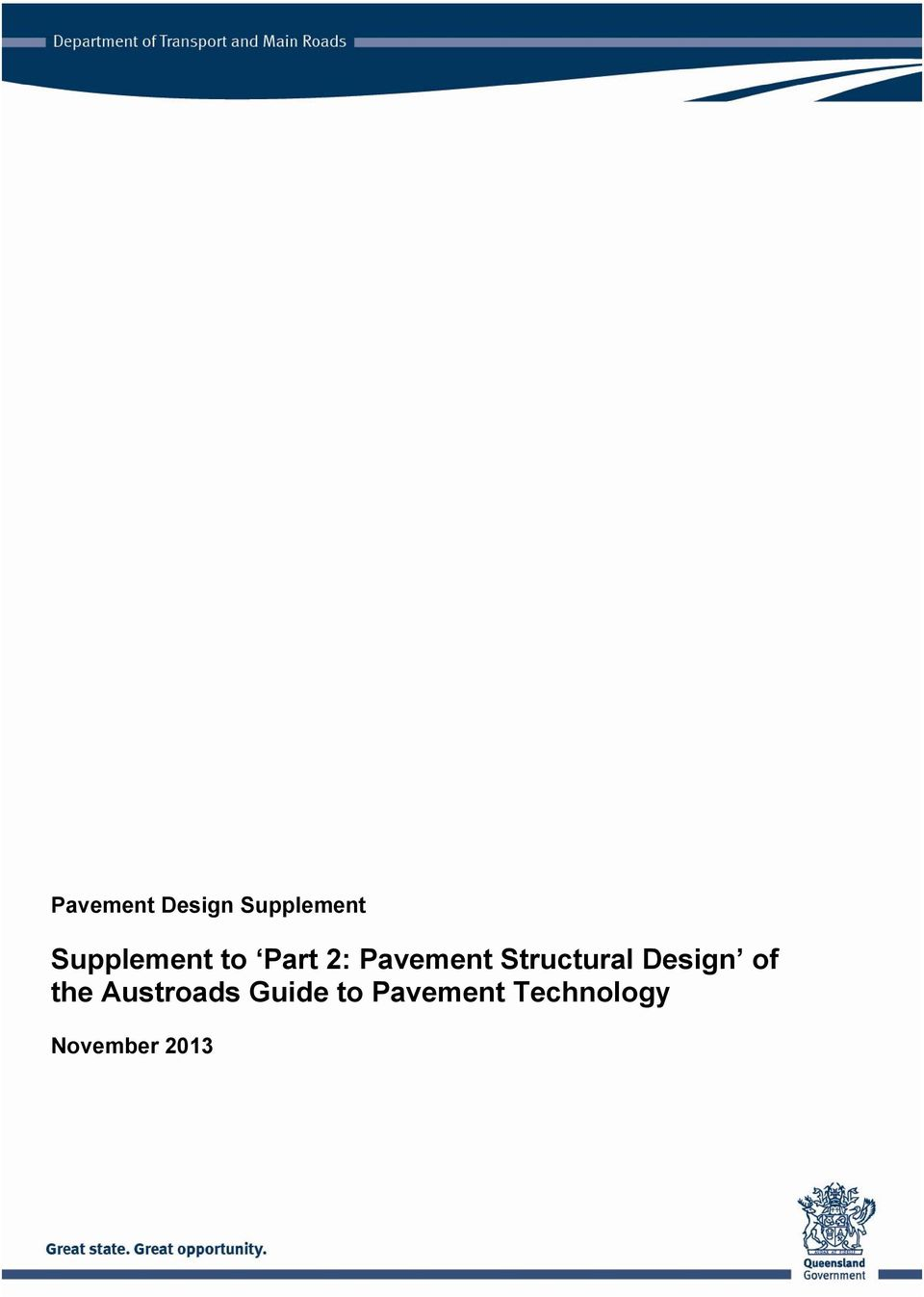 Structural Design of the