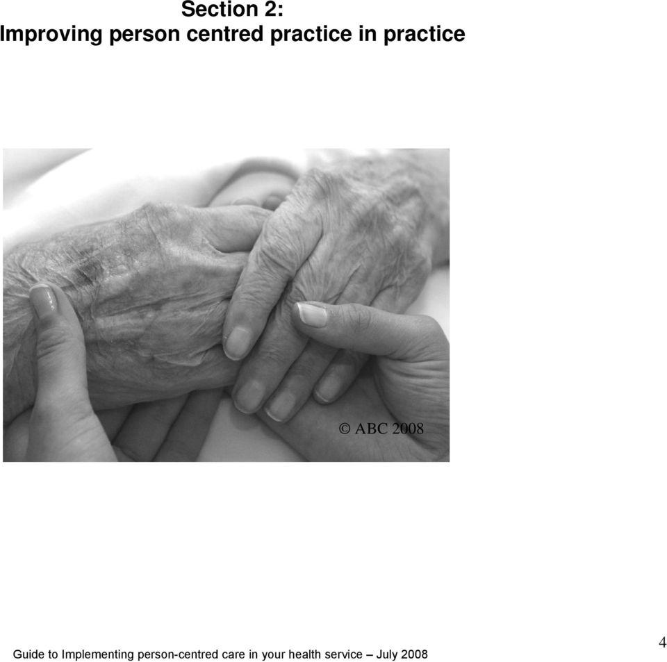 centred practice