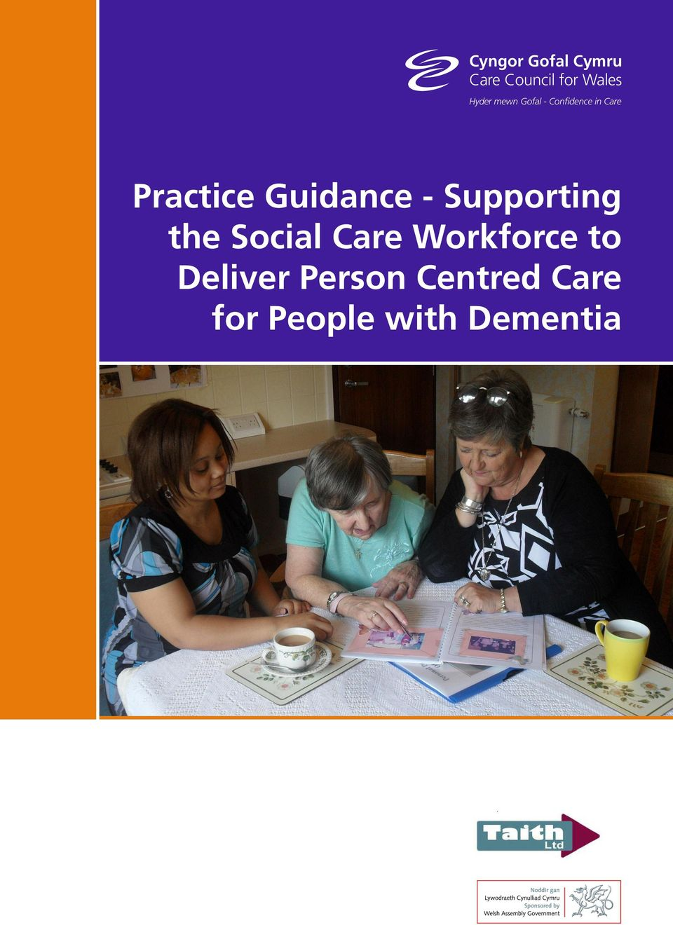 Guidance - Supporting the Social Care Workforce