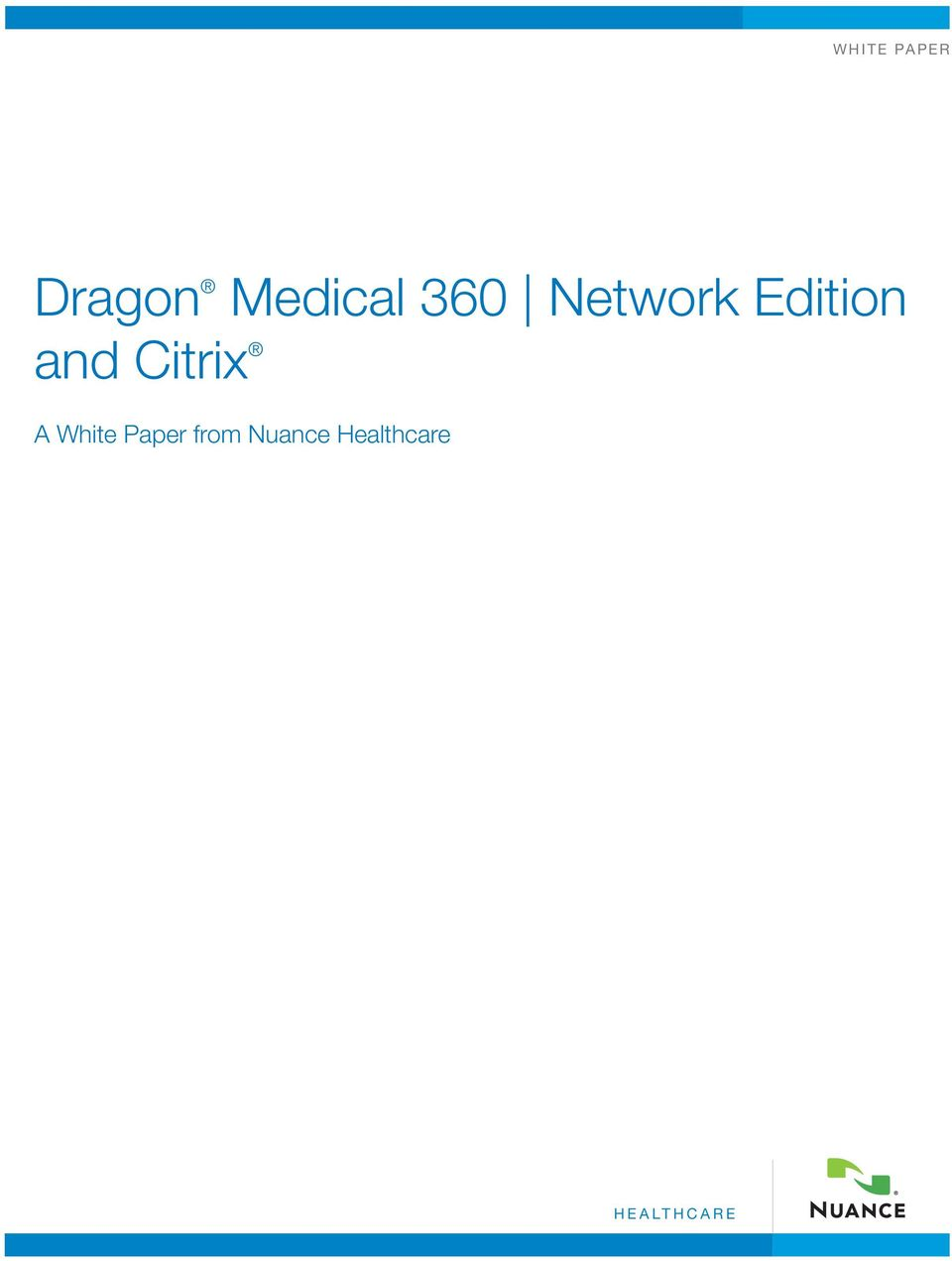 Citrix A White Paper from