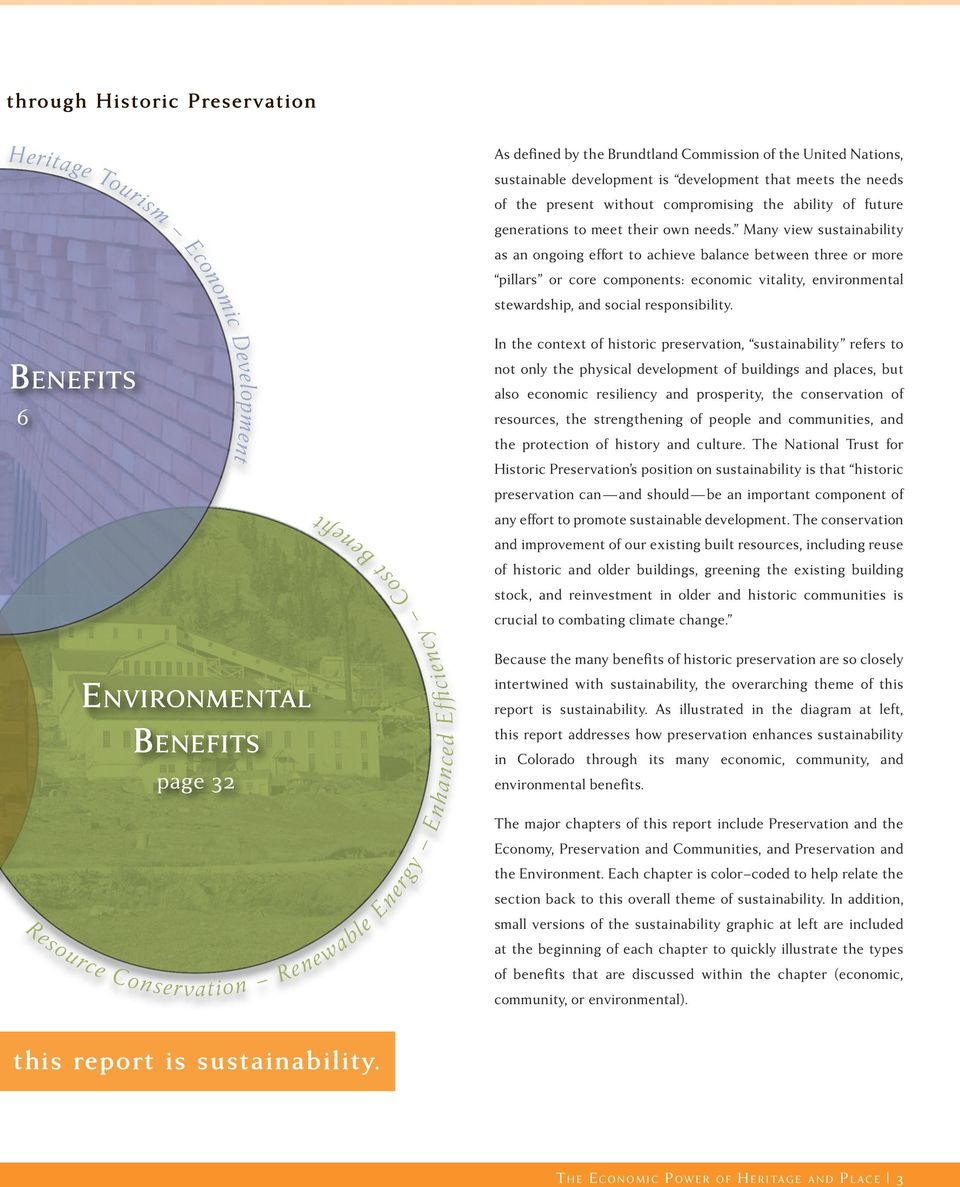 Many view sustainability as an ongoing effort to achieve balance between three or more pillars or core components: economic vitality, environmental stewardship, and social responsibility.