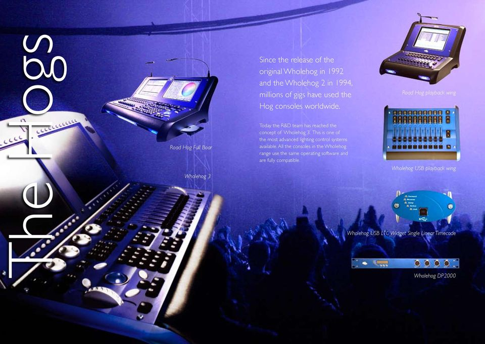 This is one of the most advanced lighting control systems available.