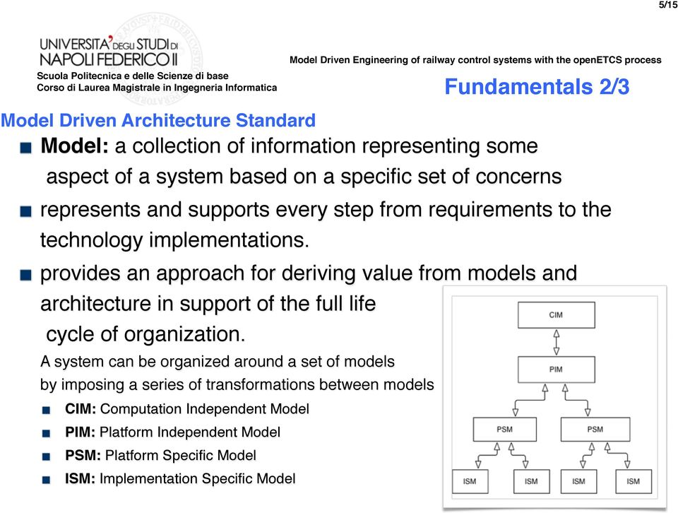 provides an approach for deriving value from models and architecture in support of the full life cycle of organization.