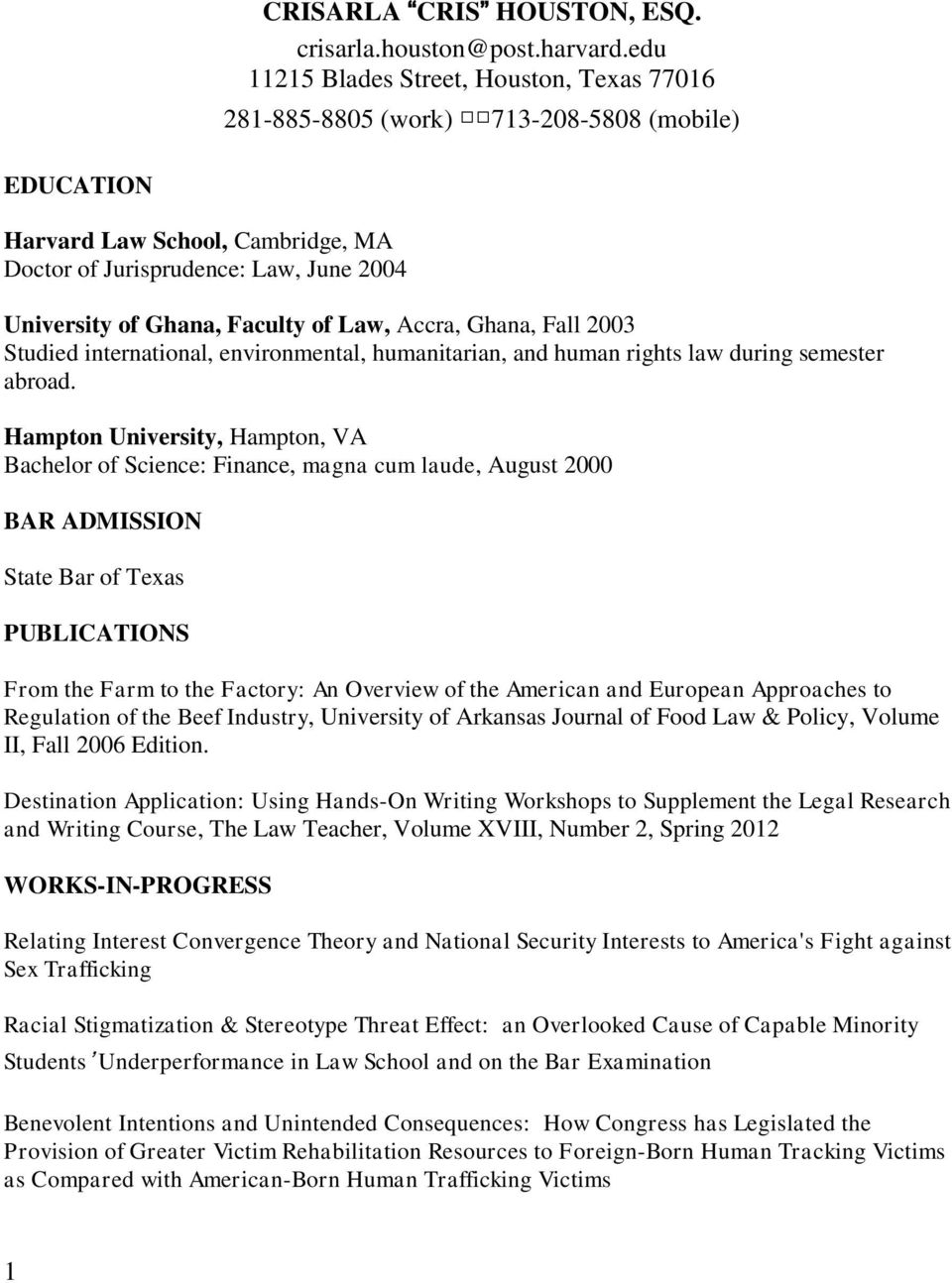 Information Sheet Template Dissertation Defense