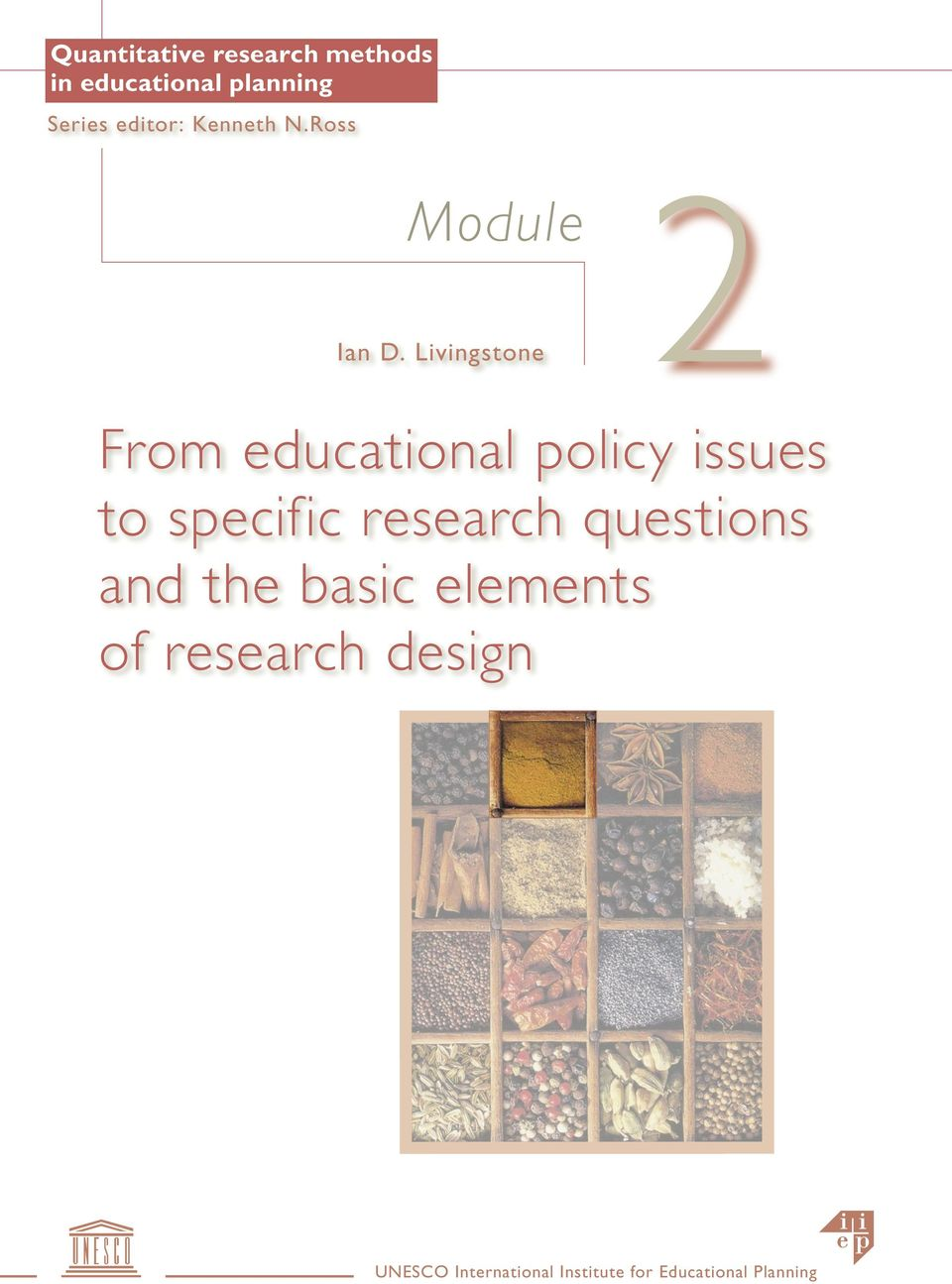 Livingstone 2 From educational policy issues to specific research
