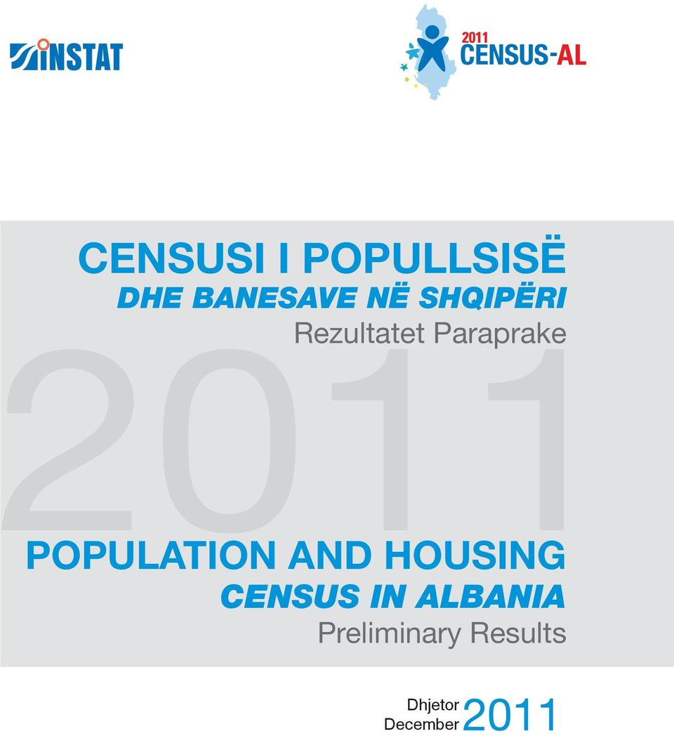 POPULATION AND HOUSING CENSUS IN