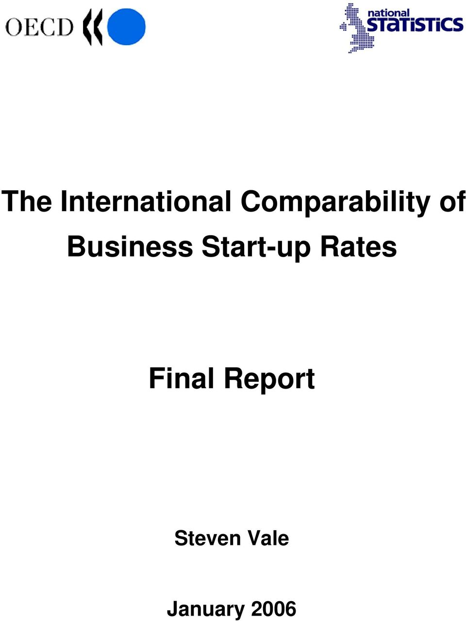 Business Start-up Rates