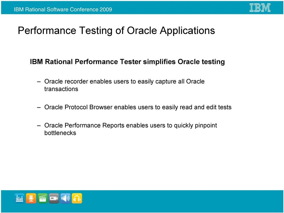Oracle transactions Oracle Protocol Browser enables users to easily read and