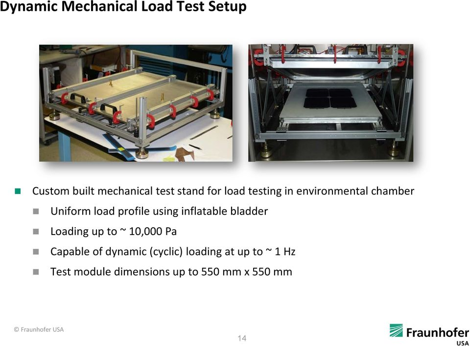 Dynamic Load Testing : Dynamic mechanical load testing pdf