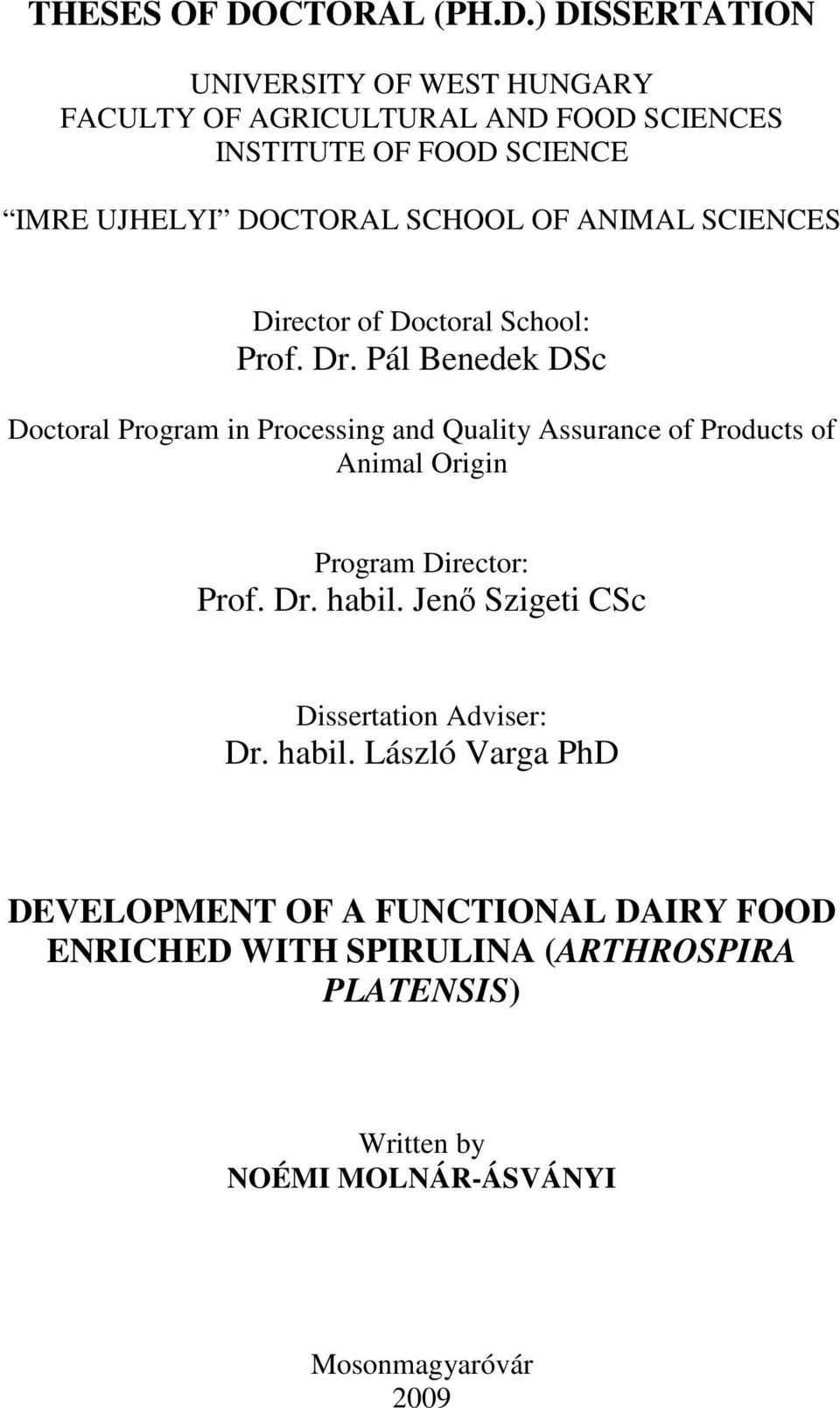 milk and dairy products as functional foods pdf