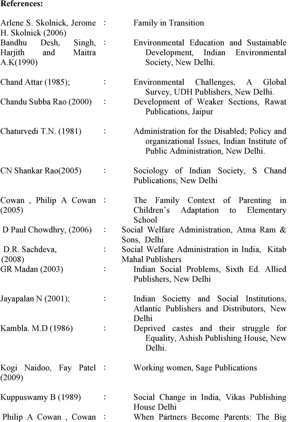 Chand Attar (95); : Environmental Challenges, A Global Survey, UDH Publishers, Ne
