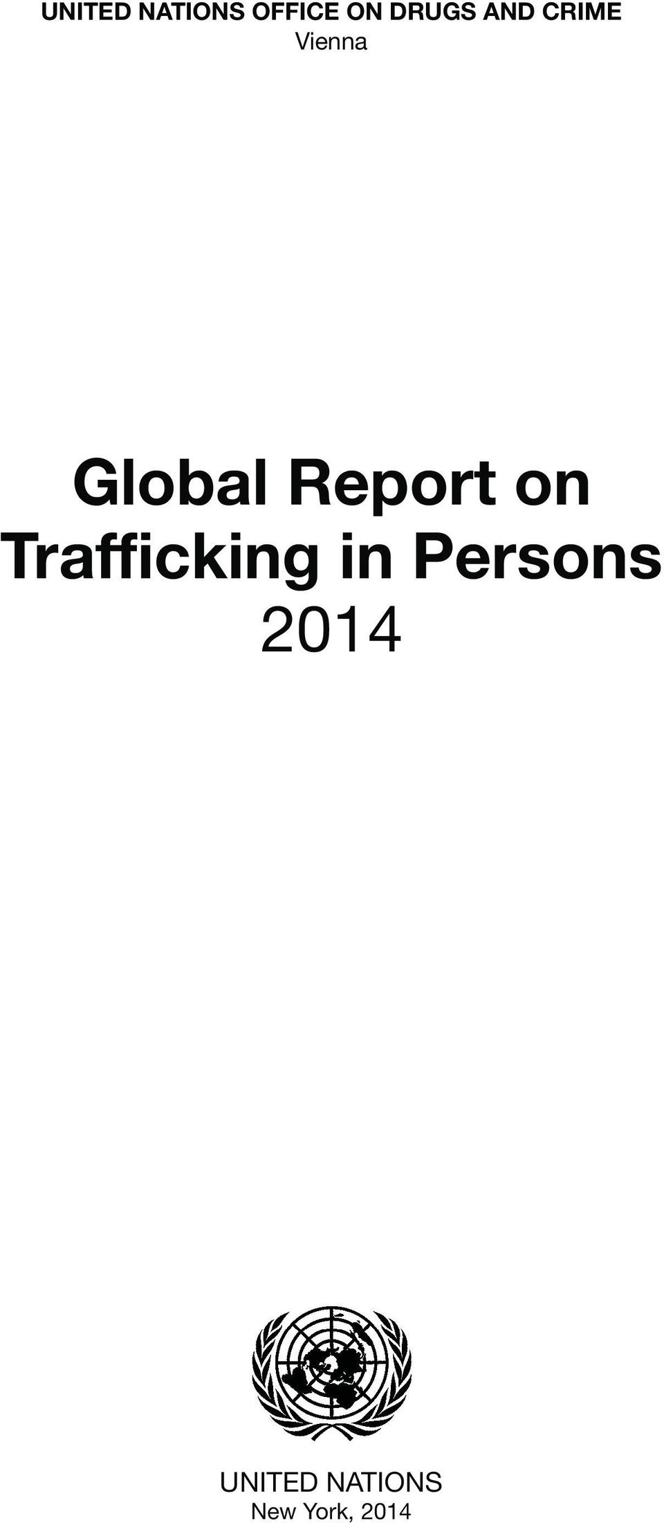 on Trafficking in Persons 2014