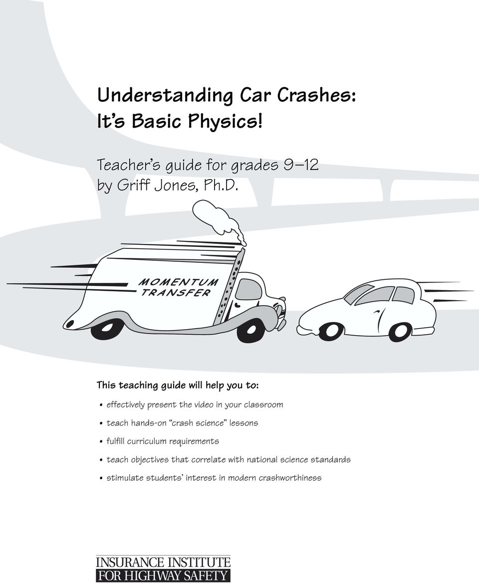 crash science lessons fulfill curriculum requirements teach objectives that correlate with national
