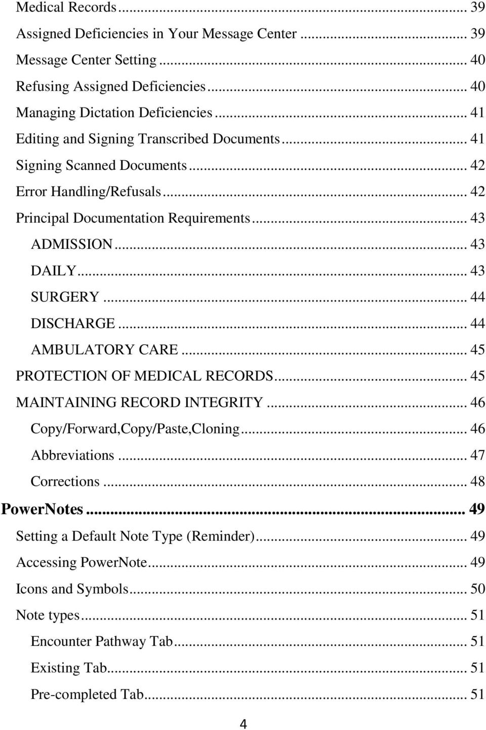 Provider Quick Reference Emr Guide Pdf