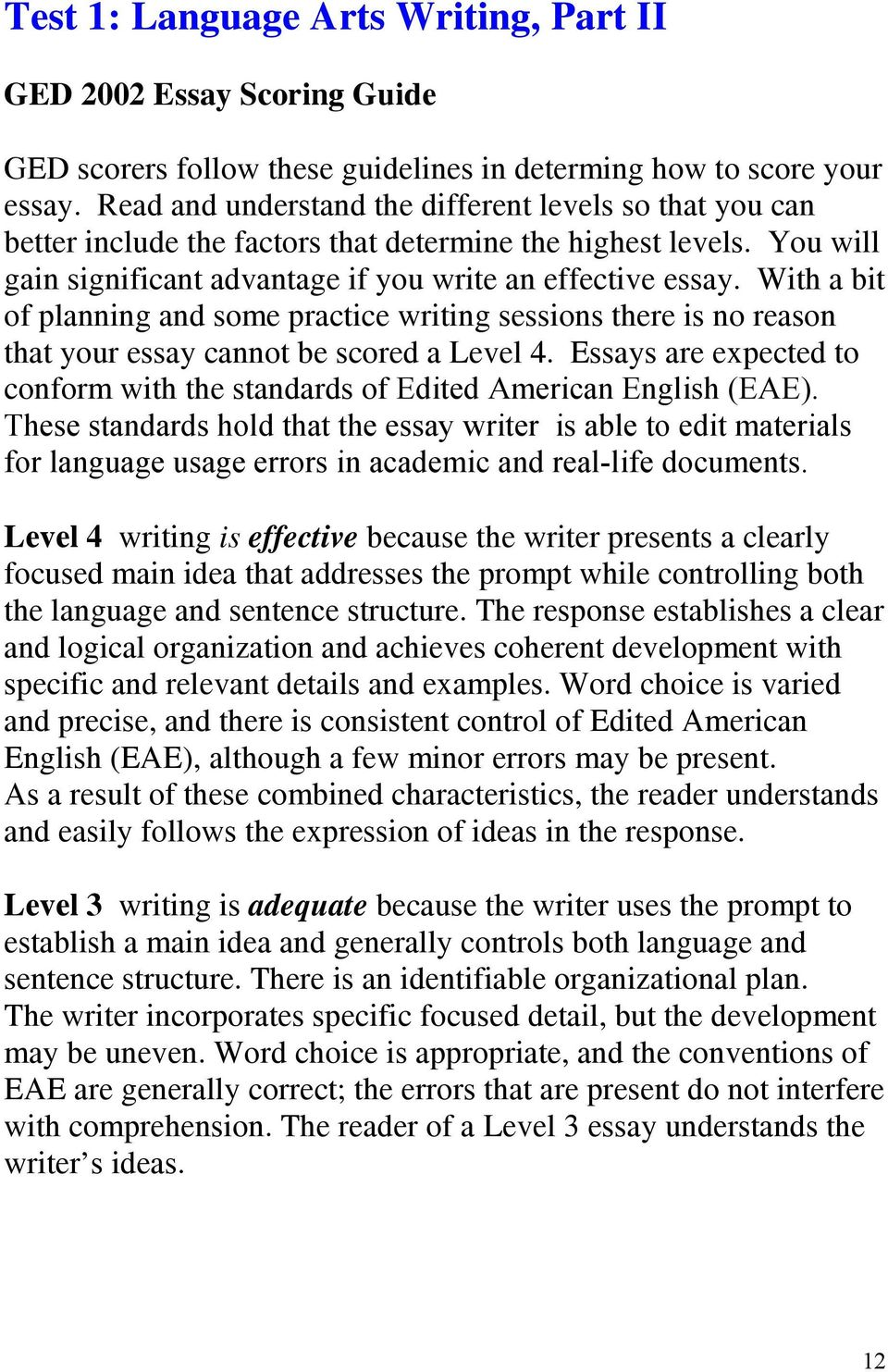 writing a ged essay Help me on my math homework help writing a ged essay cite dissertation proquest andreas uphaus dissertation.