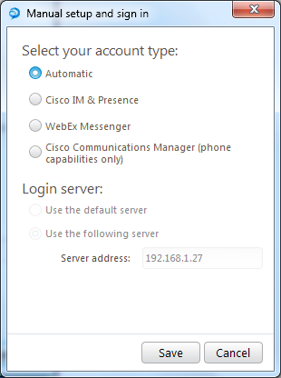Step 3: Download the Cisco Jabber for Windows and Cisco Media Services Interface software, and then unzip the Cisco Jabber Install software into the local directory.