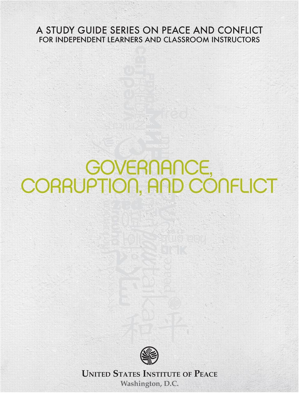 Instructors Governance, corruption, and