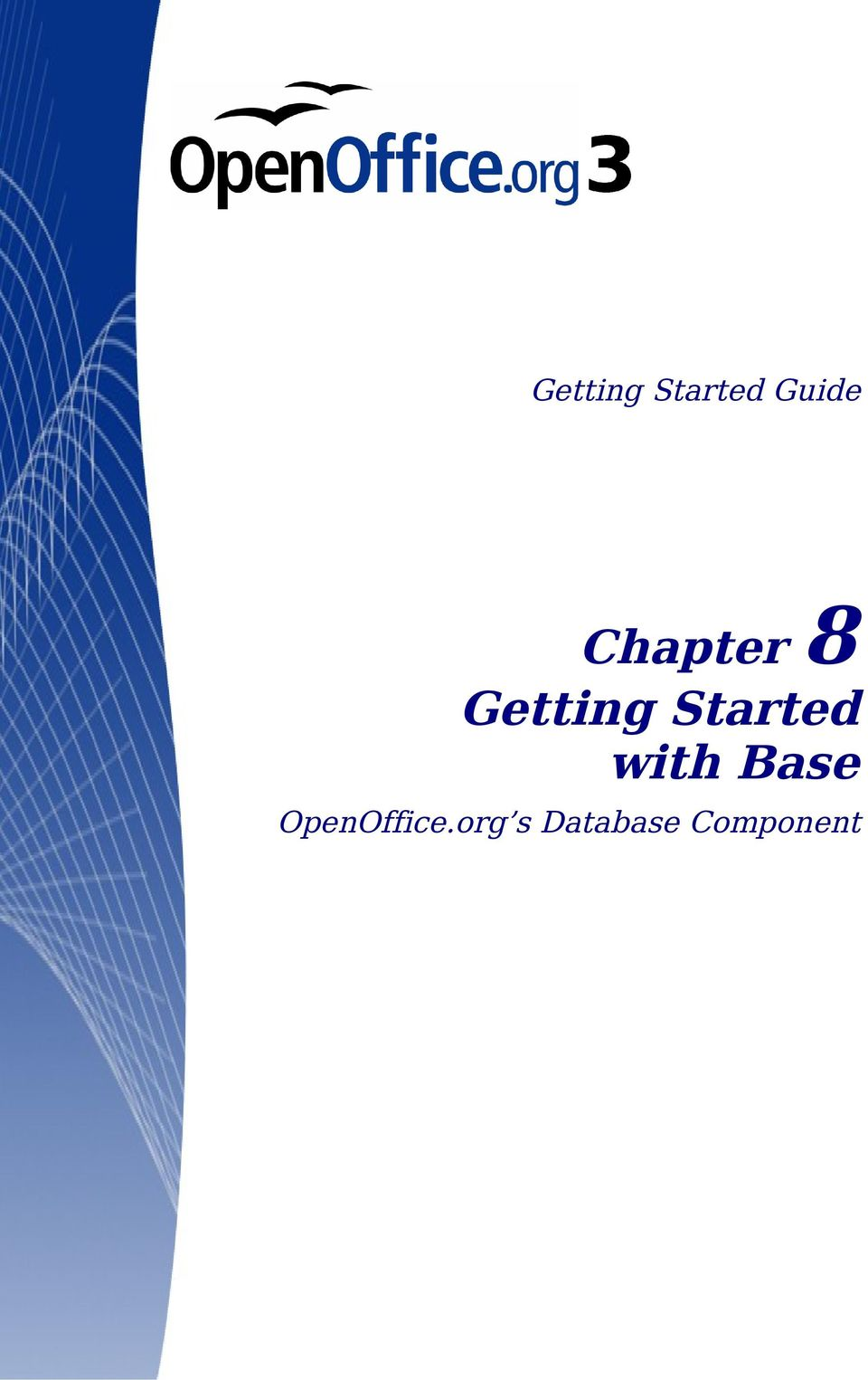 with Base OpenOffice.