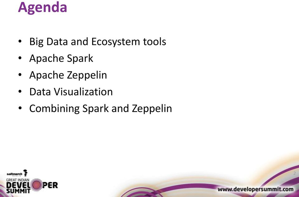 Apache Zeppelin Data